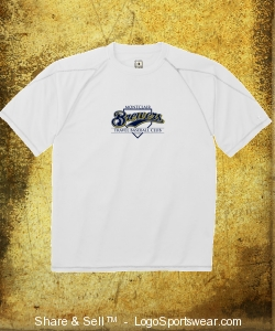 Montclair Brewers Performance T Design Zoom
